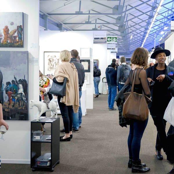 Turbine Art Fair Johannesburg Solo Studios