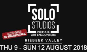 Solo Studios 2018 Riebeek Valley Artists