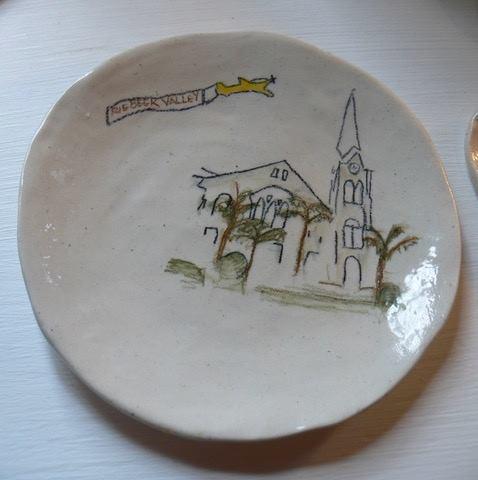 Li Nepgen Ceramic Plate 3