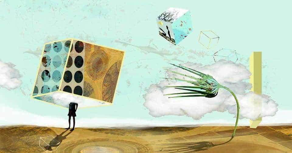 Louisa Gerryts I have a block Digital print