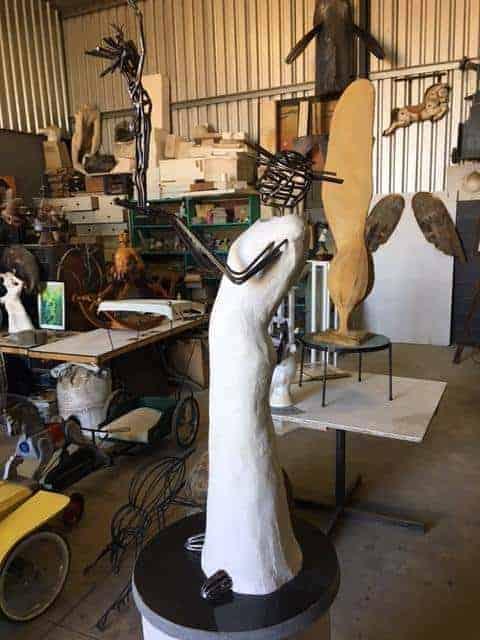 Mike Hillier Sculpture