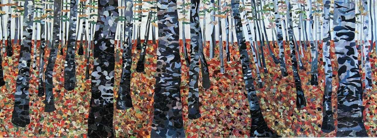 Tanya Majo Birchwood Collage
