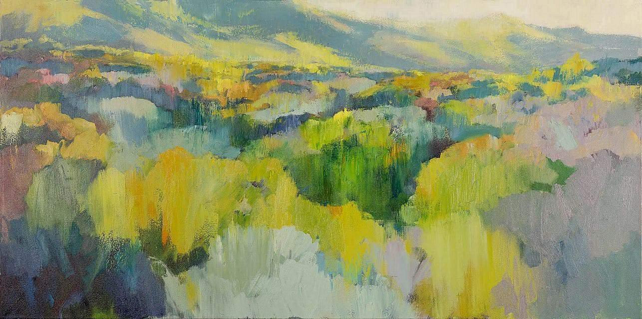 Artist Jenny Parsons Solo Studios Riebeek Kasteel South Africa