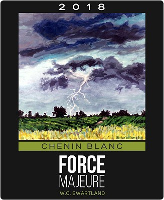 Force Majeure Chenin Blanc