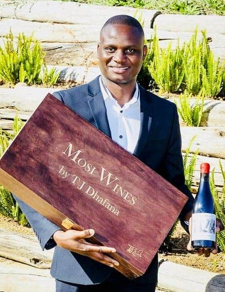 Dhafana Mosi Wines Auction Solo Studios 2018