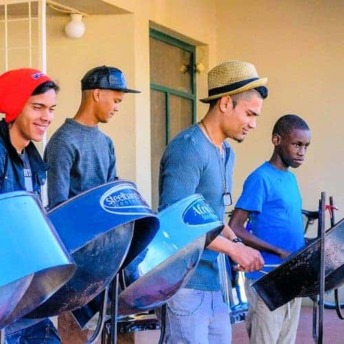 The Steelband Project