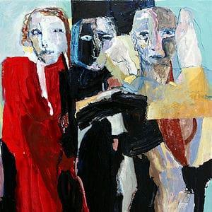 André van Vuuren Riebeek Kasteel artist Solo Studios 2019