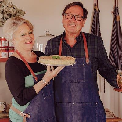 Gail and Basil Friedlander