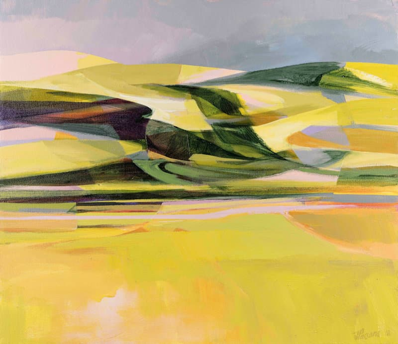 Land blocks by Jenny Parsons