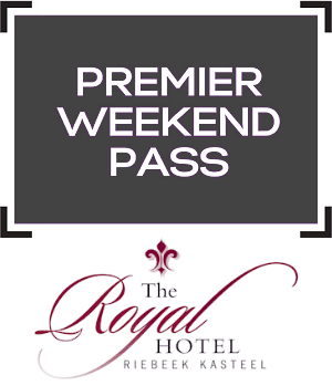 Solo Studios Premium Pass and Royal Hotel Accommodation