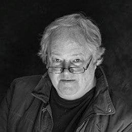 Jacques Pauw at Solo Studios 2019