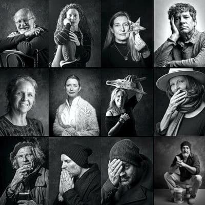 Solo Studios Artist Portraits 2017