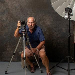 Ad Goedhart Portrait Photographer at Solo Studios 2019