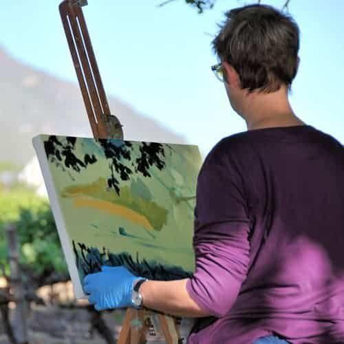 Solo Studios 2018 En Plein Air Painting